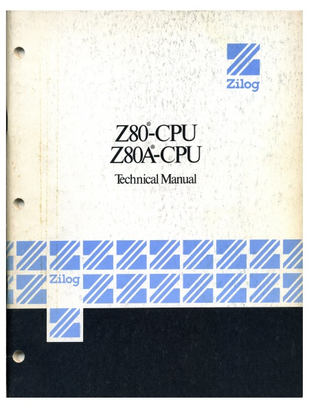 Zilog Z80 Technical Manual _01