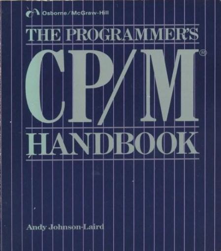 Johnson-Laird A. - Programmers CPM Handbook