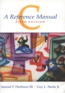 [Harbison S.P., Steele G.L.] - C A Reference Manual (5 Ed.)1