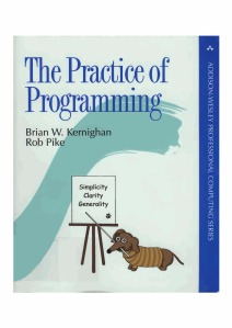 Kernighan B.W., Pike R. The Practice of Programming (Addison-Wesley, 1999) (header)_Pagina_01