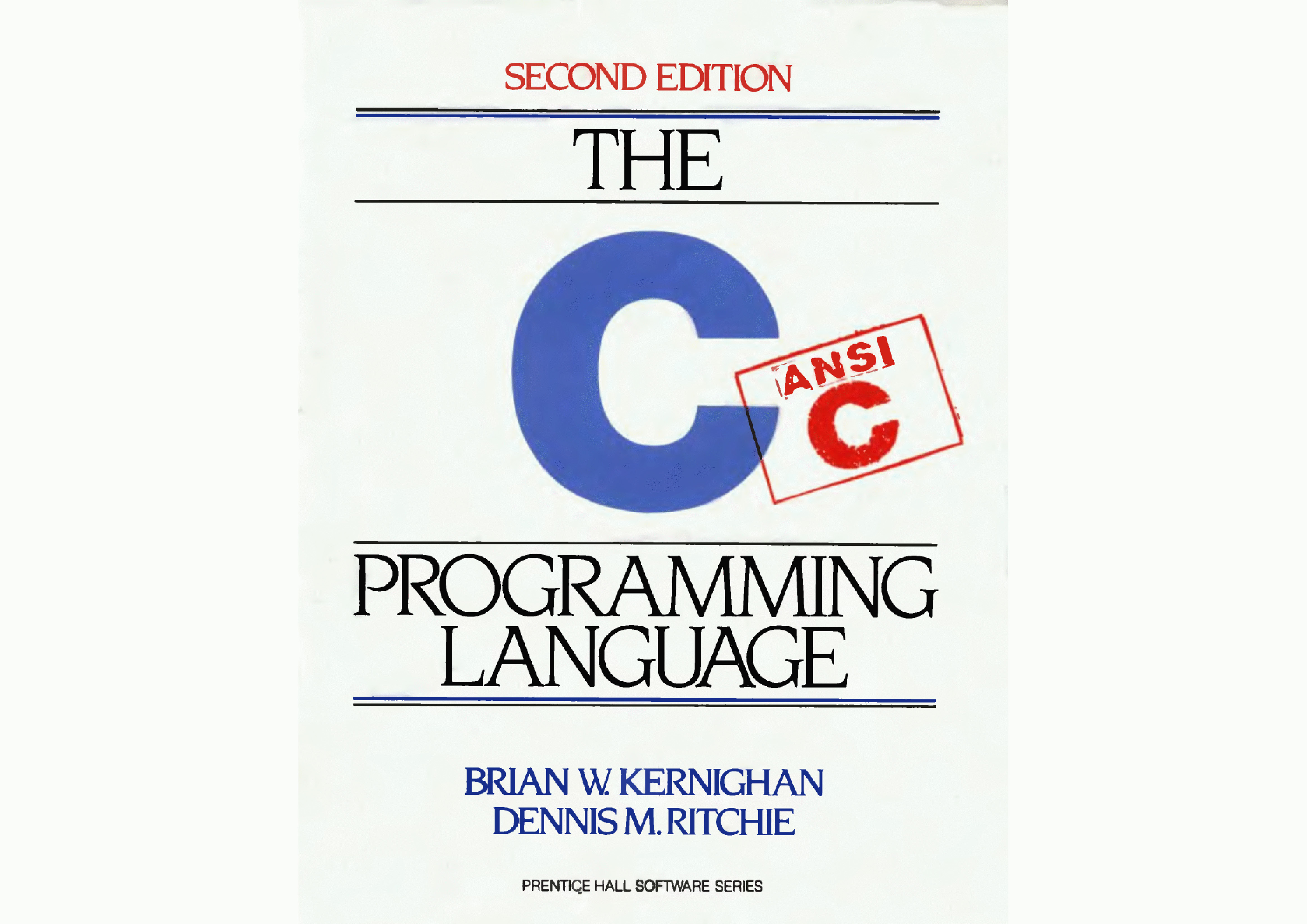 an analysis of the c programming language The c programming model is that the programmer knows exactly what they want to do and how to use the language constructs to achieve that goal the language lets the expert.